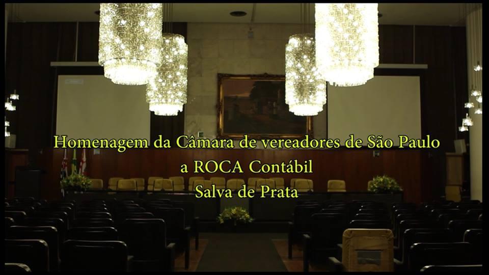 Evento – Solenidade De Recebimento Da Salva De Prata – Câmara Dos Vereadores De SP