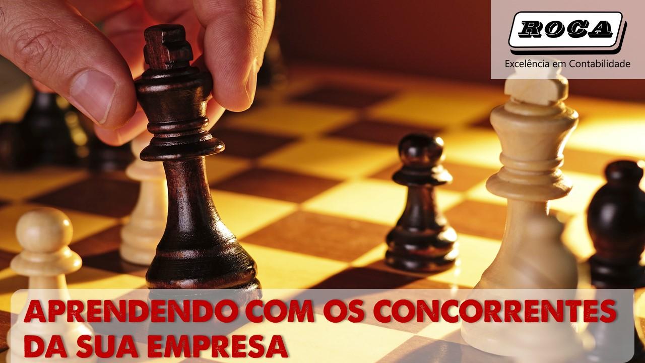 COMO ANALISAR E APRENDER COM OS CONCORRENTES DE SUA EMPRESA
