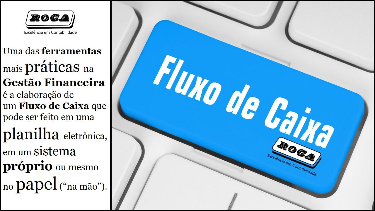 FLUXO DE CAIXA