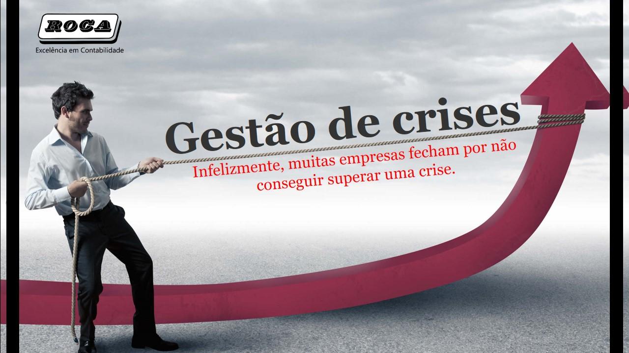 Gestao De Crises Roca Contabil