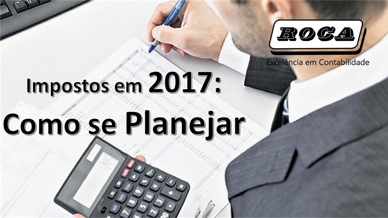 Impostos Em 2017 Roca