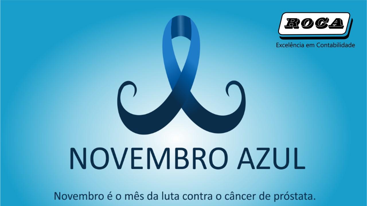 Novembro Azul Roca Contabil