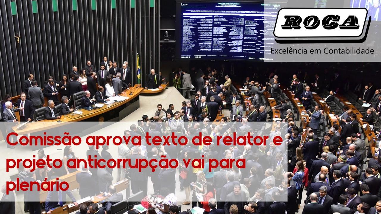 Projeto Anti Corrupcao Roca