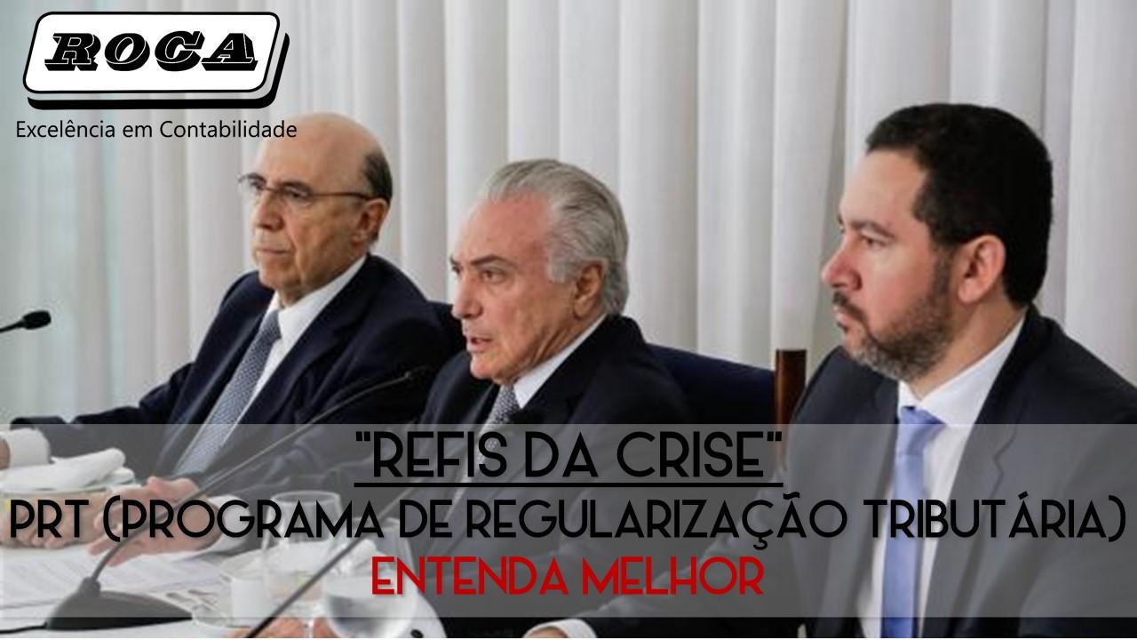 Refis Da Crise Roca
