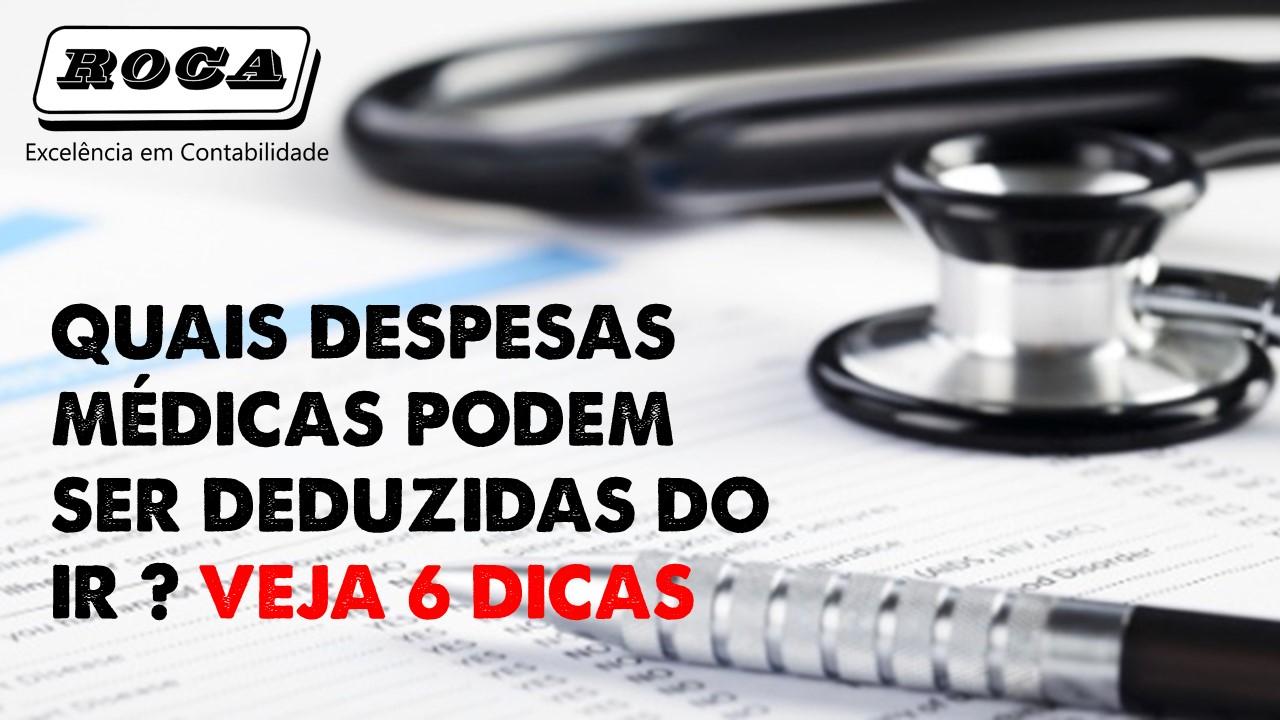 Deducoes Medicas Ir.roca