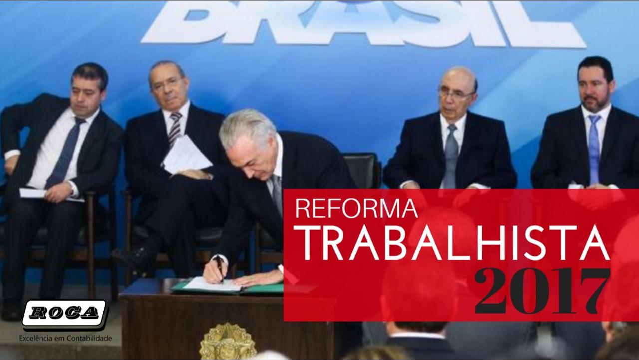 REFORMA TRABALHISTA ROCA CONTABILIDADE 2