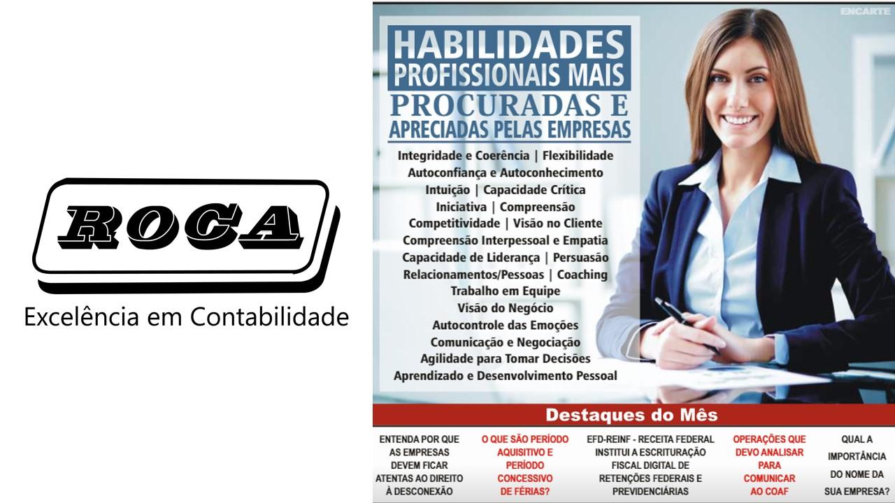 Boletim Maio 2017 Roca Contábil