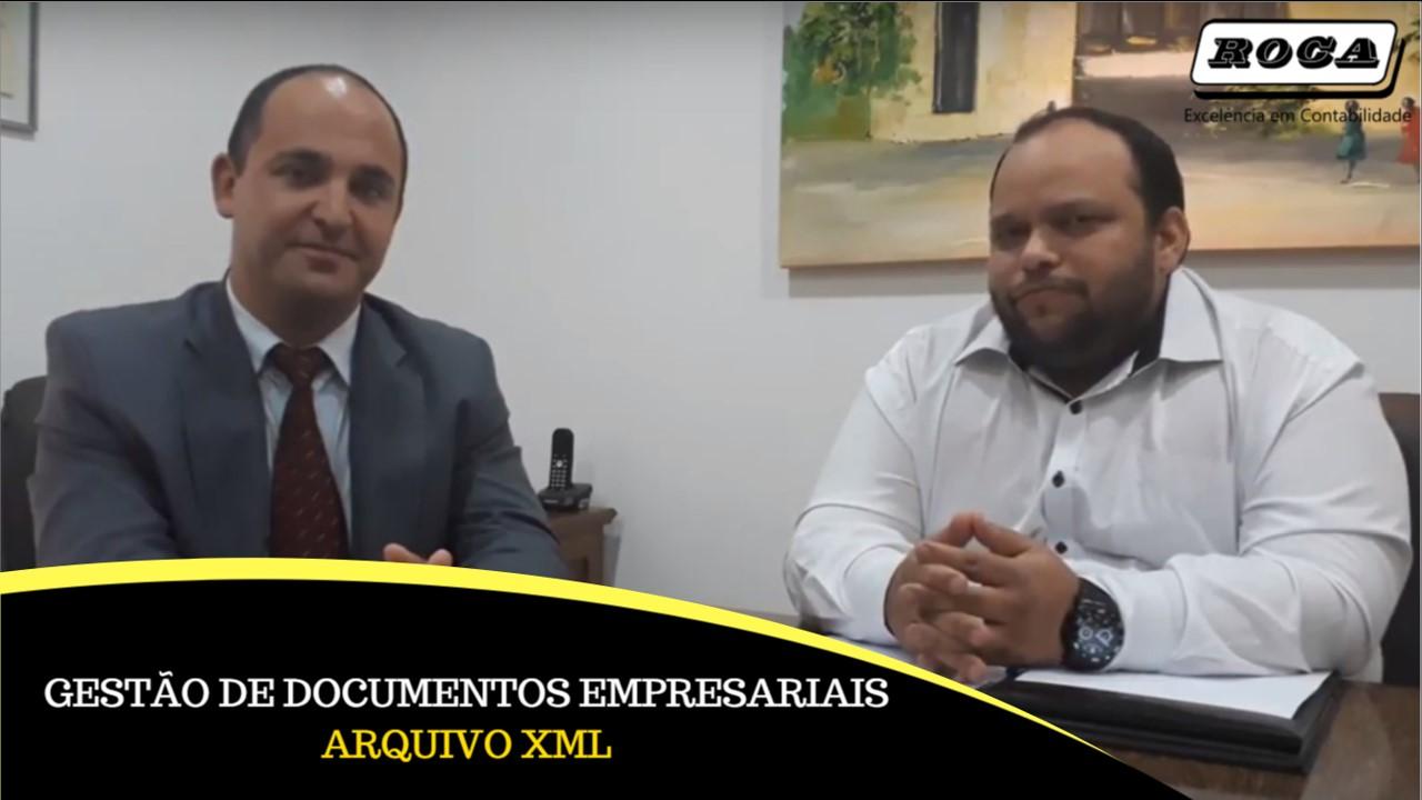 Gestão De Documentos Empresariais – Fiscal – Arquivo XML