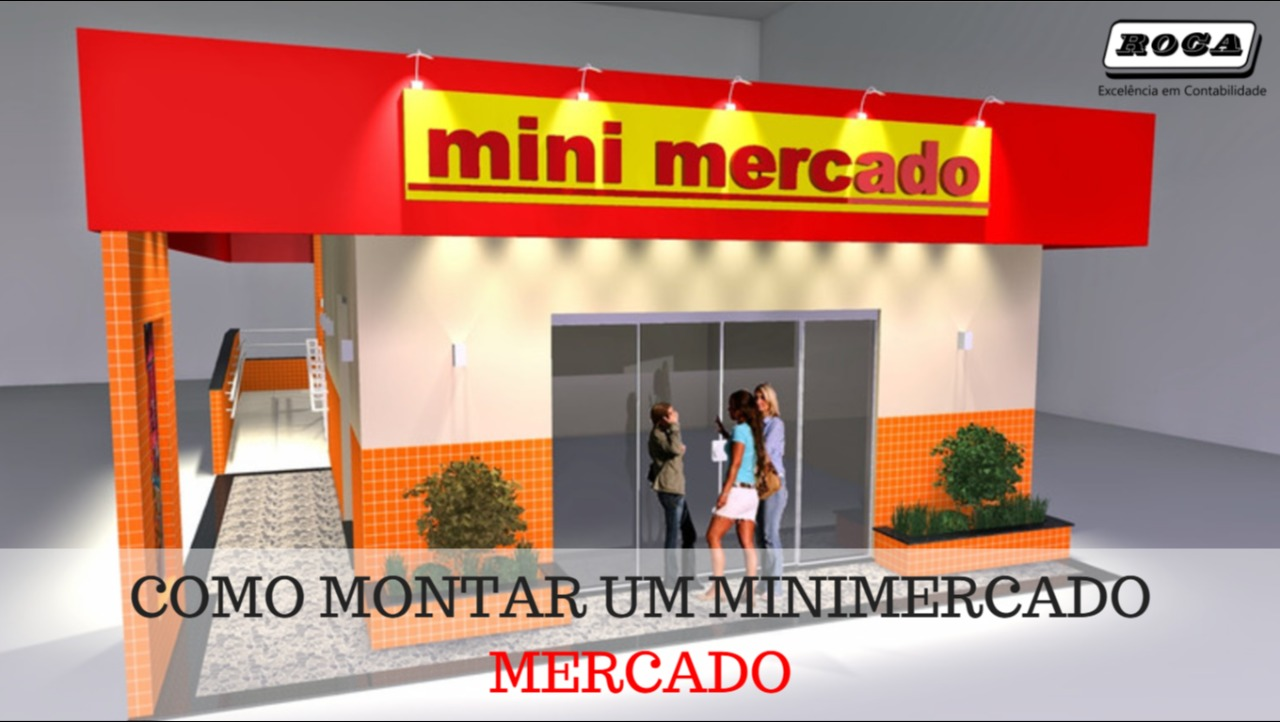 Mercado De Bairro (Mercadinho)