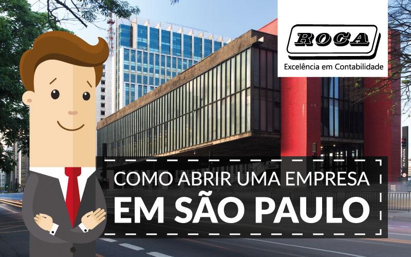 Abrir Uma Empresa Em São Paulo