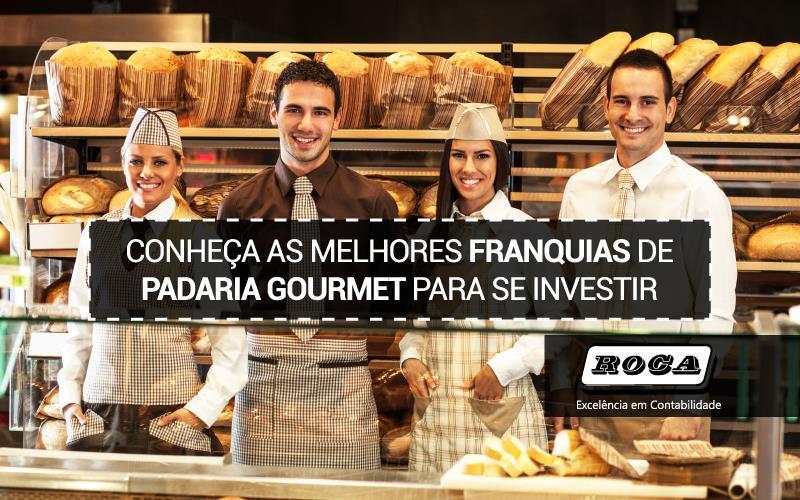 Franquias De Padaria Gourmet