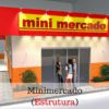 Minimercado – Estrutura