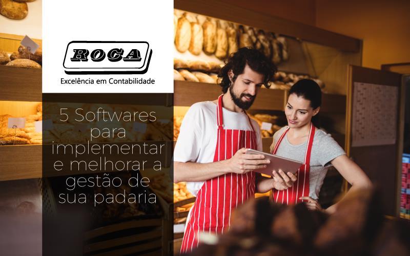 melhorar a gestão de sua padaria