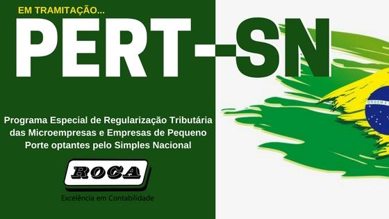 PERT  SN Programa Especial De Regularização Tributária Das Microempresas E Empresas De Pequeno Porte Optantes Pelo Simples Nacional