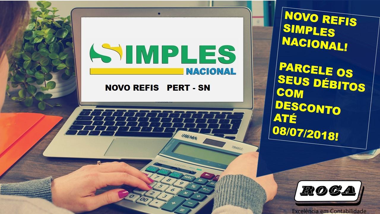 Novo Refis Simples Nacional (PERT – SN) – Parcele Os Seus Débitos!!!