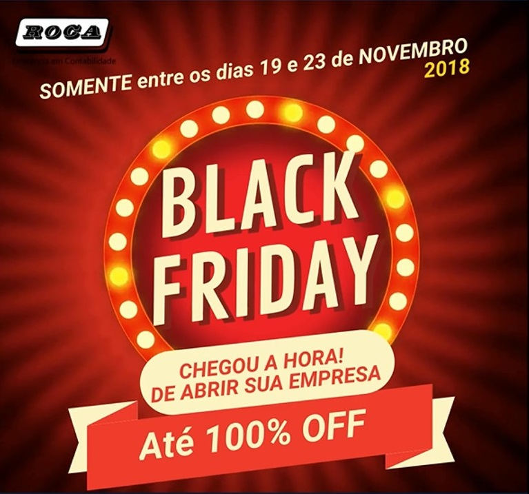 REGULAMENTO DA CAMPANHA PROMOCIONAL BLACK FRIDAY