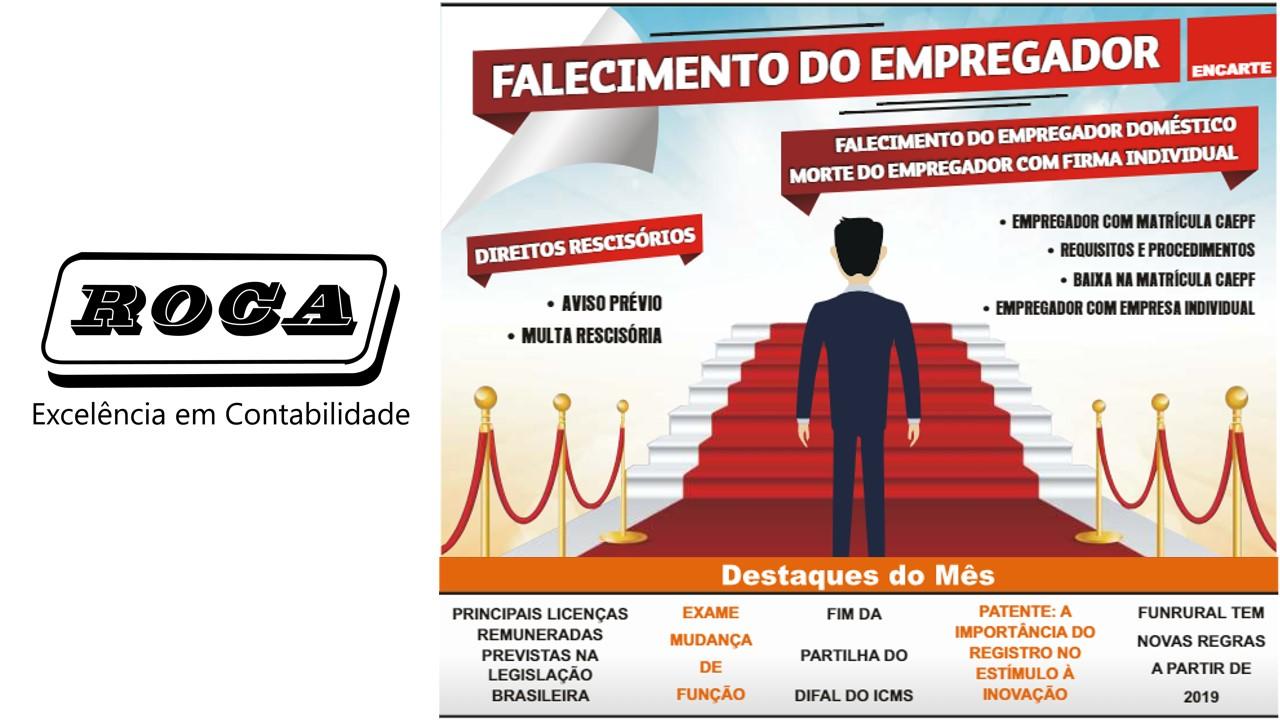 Principais LicenÇas Remuneradas Previstas Na LegislaÇÃo Brasileira - Roca Contábil