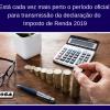Principais MudanÇas Na DeclaraÇÃo De Imposto De Renda 2019 (6) - Roca Contábil
