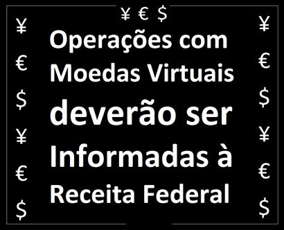 Moedas Virtuais - Roca Contábil