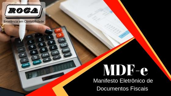 MDF-e – Manifesto Eletrônico De Documentos Fiscais – OBRIGATORIEDADE