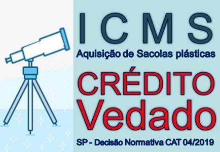 Icms Crédito Vedado - Roca Contábil