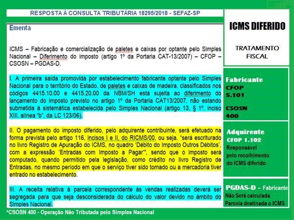 Icms Diferido 2 - Contabilidade no Morumbi - SP | Roca Contábil