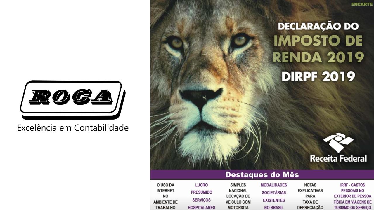 Imposto De Renda 2019 (1) (1) - Roca Contábil