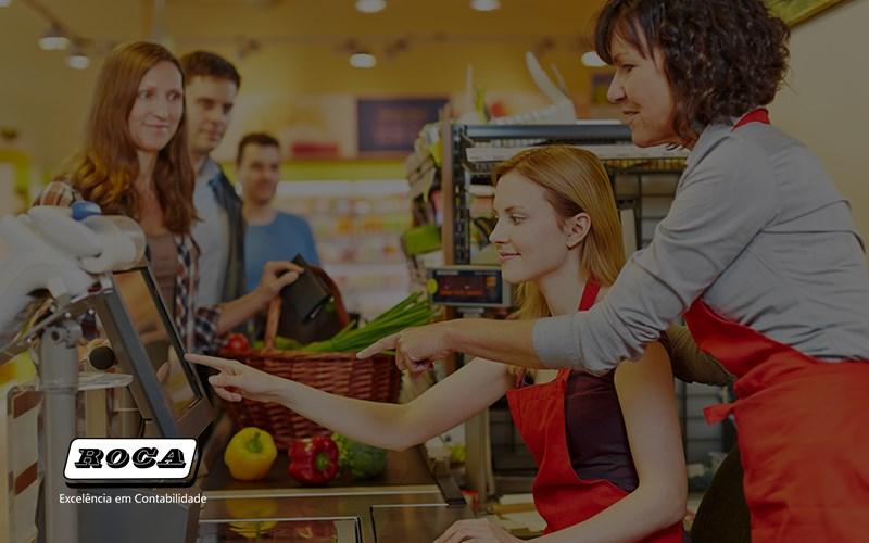 Gestão De Supermercado Alguns Erros Que Você Não Pode Cometer - Contabilidade No Morumbi - SP   Roca Contábil