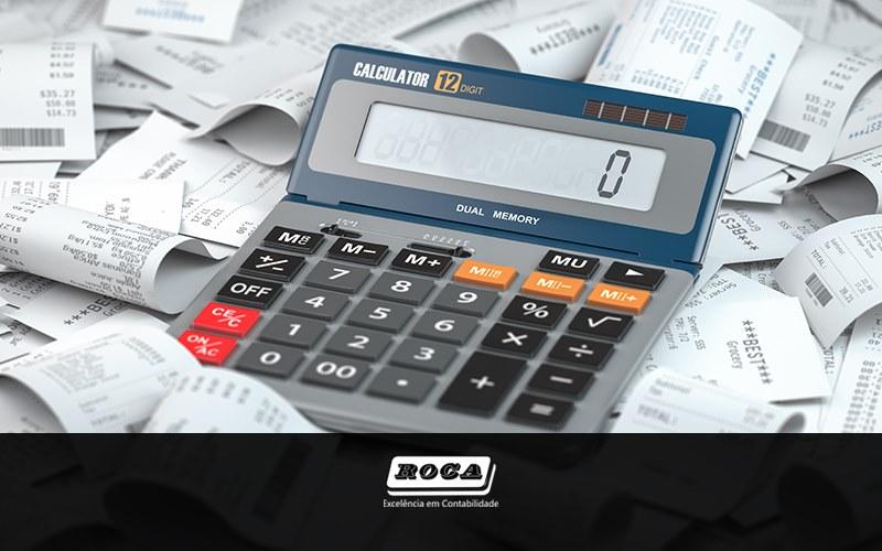 Recuperação De Crédito Tributário Para Supermercadoscomo Funciona - Contabilidade No Morumbi - SP | Roca Contábil
