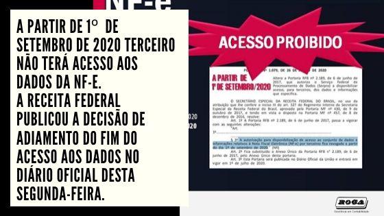 Mdf E – Manifesto Eletrônico De Documentos Fiscais - Contabilidade No Morumbi - SP | Roca Contábil