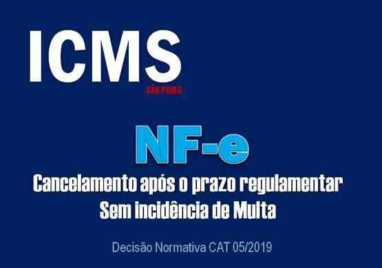 Icms Nfe Concelamento - Contabilidade no Morumbi - SP | Roca Contábil