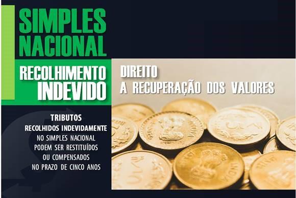 Simples Nacional Recolhimento Indevido - Contabilidade no Morumbi - SP | Roca Contábil