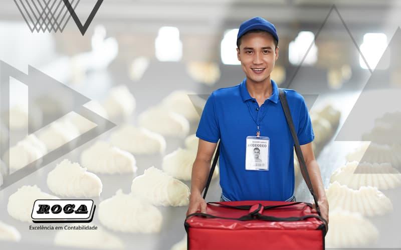 Vantagens E Desvantagens De Contratar Um Delivery Para Sua Padaria Post (1) - Contabilidade No Morumbi - SP | Roca Contábil
