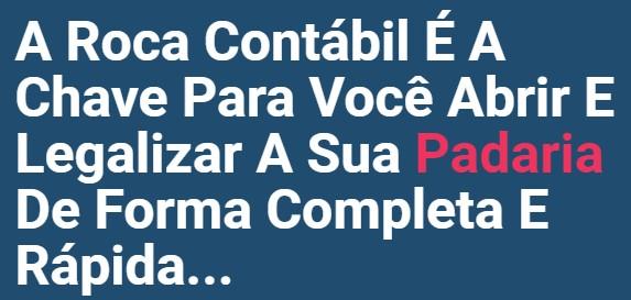 Contabilidade Para Padarias - Contabilidade no Morumbi - SP | Roca Contábil