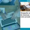 Obrigações Acessórias De Empresas Inativas: Como Proceder?