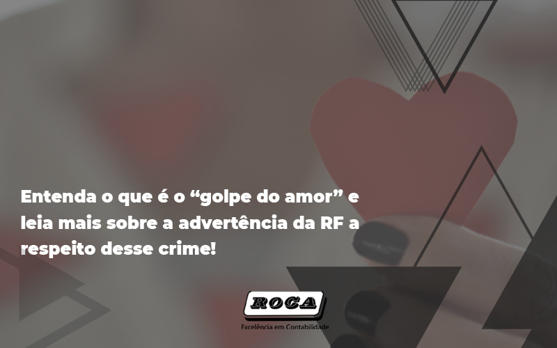 Leia Mais Sobre A Advertência Da Rf A Respeito Desse Crime. (1) - Contabilidade No Morumbi - SP | Roca Contábil