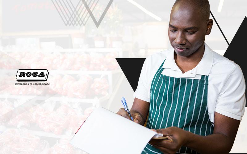 Qual Cnae Utilizar Para Mercados Blog - Contabilidade No Morumbi - SP | Roca Contábil